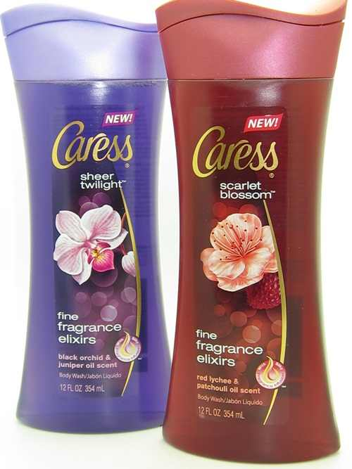 Caress Fine Fragrance Body Wash