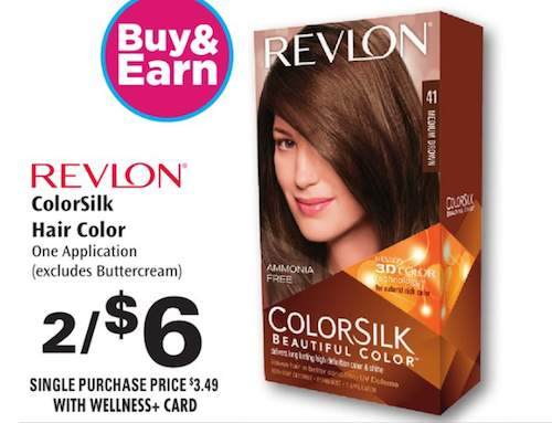 Free printable coupons hair color