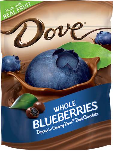 Dove Fruit Dipped In Chocolate