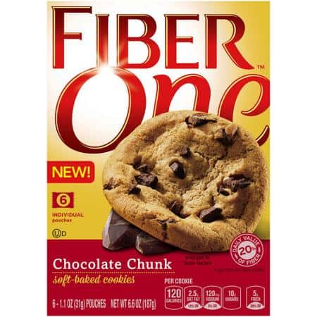 Fiber One Soft Baked