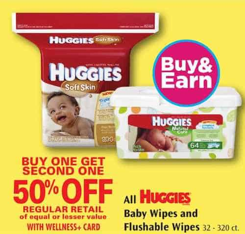 photo relating to Printable Huggie Coupons titled HUGGIES Wipes 32 ct. or much larger Printable Coupon - Printable