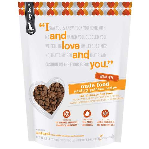 I and love and you petfood