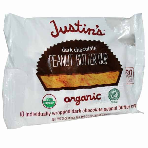 Justins Peanut Butter Cup