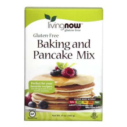 Living Now Baking Mix