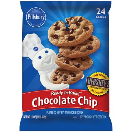 Pillsbury Refrigerated Cookie Dough