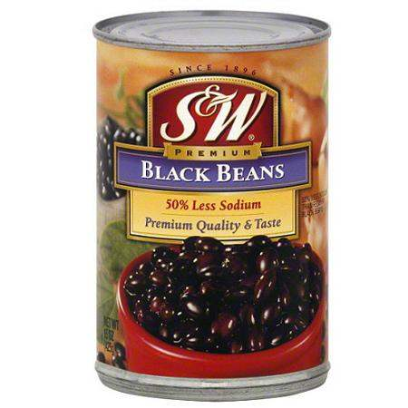 S&W Beans Printable Coupon