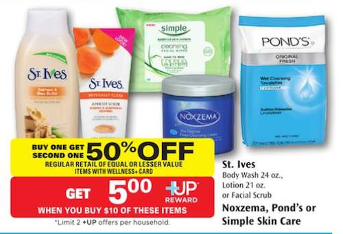 Simple Products Rite Aid Matchup
