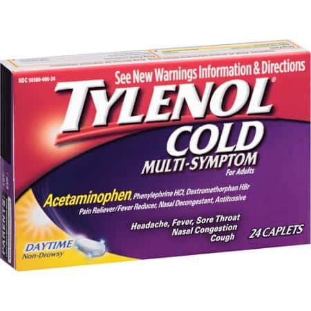 Tylenol Cold