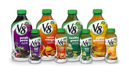 V8 Veggie Blend Printable Coupon