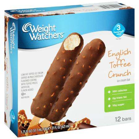 Weight Watchets Frozen Novelty