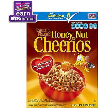 honey nut cheerios Printable Coupon