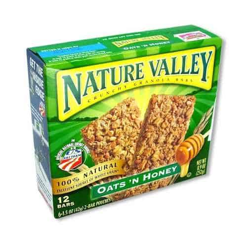 Nature Valley Granola Bars Printable Coupon
