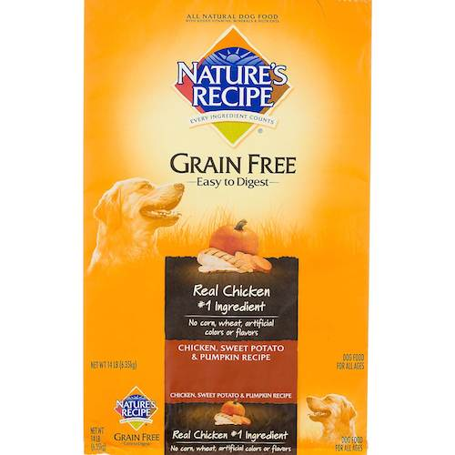 Natures Recipe Dog Food Deals