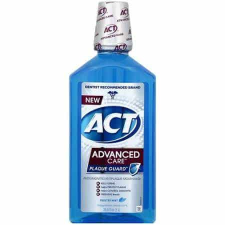 ACT Total Advanced Plaque Guard Printable Coupon