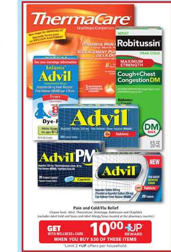 Advil Printable Coupon