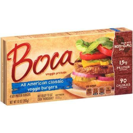 Boca Burgers Printable Coupon