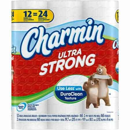 photo relating to Charmin Coupon Printable named $0.55 Off A single Charmin Extremely Comfortable or Potent Printable Coupon