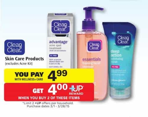 Acne free coupons printable