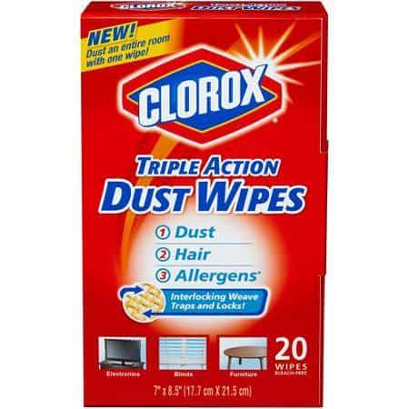Clorox Dust Wipes Printable Coupon