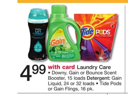 Downy Unstoppables Walgreens