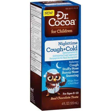 Dr. Cocoa Products Printable Coupon