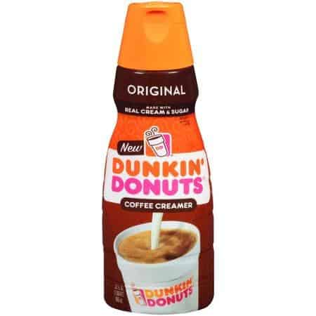 Dunkin Donuts Creamer Printable Coupon