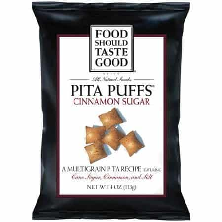 Food Should Taste Good Pita Puffs Printable Coupon