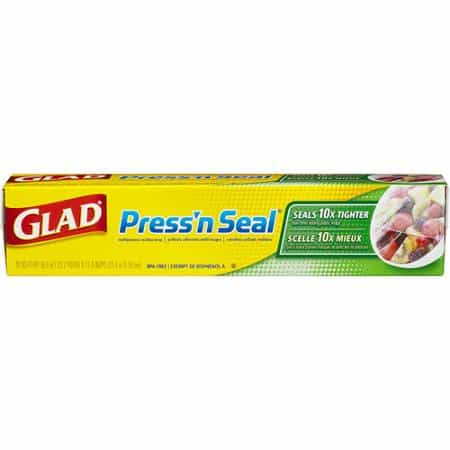 Glad Press'n Seal Printable Coupon