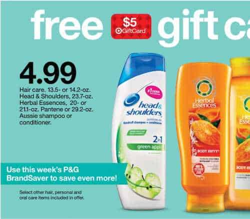 Herbal Essence Printable Coupon