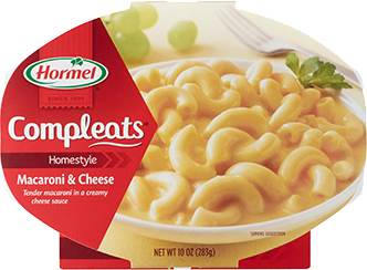 Hormel Completes mac-and-cheese copy