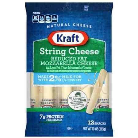 Kraft String Cheese Printable Coupon