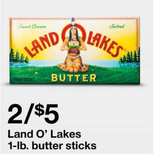 Butter may be the first thing that comes to mind when you think of Land O'Lakes, but these days they have much more. In addition to a number of delicious sides and spreads, they also offer products such as Saute Express meal starters and instant cappuccino mixes.