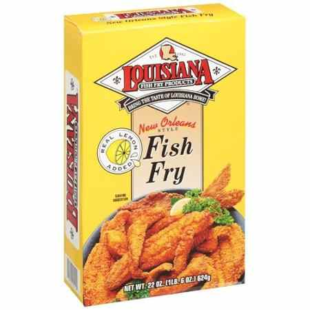 Printable coupons and deals louisiana fish fry products for Louisiana fish fry recipe