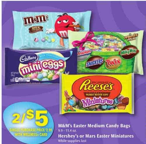 M&Ms Printable Coupon