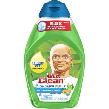 Mr. Clean Muscle, Liquid or Spray Printable Coupon