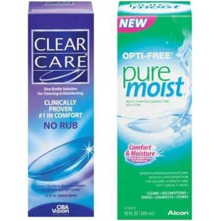 Opti Free and Clear Care Printable Coupon