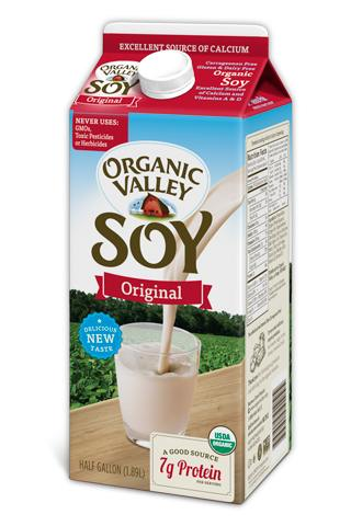 Organic Valley Soy