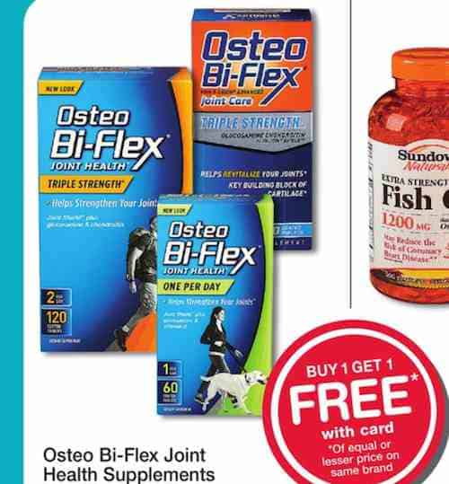photograph relating to Osteo Bi Flex Coupon Printable identify Printable osteo bi flex discount coupons - Sporting activities authority coupon