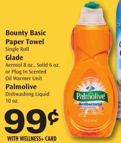 photo regarding Palmolive Printable Coupon identified as Take Palmolive Liquid Dish Cleaning soap for $0.64 Just after Printable
