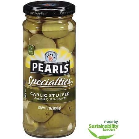 Pearls Specialties Olives