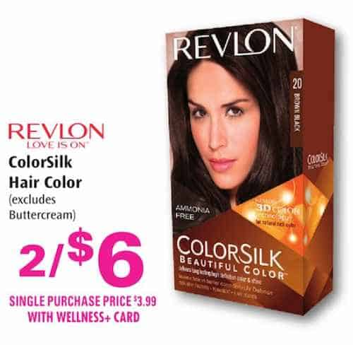 Printable Coupons and Deals – Revlon Colorsilk Haircolor Products ...