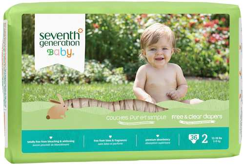 Seventh Generation Printable Coupon