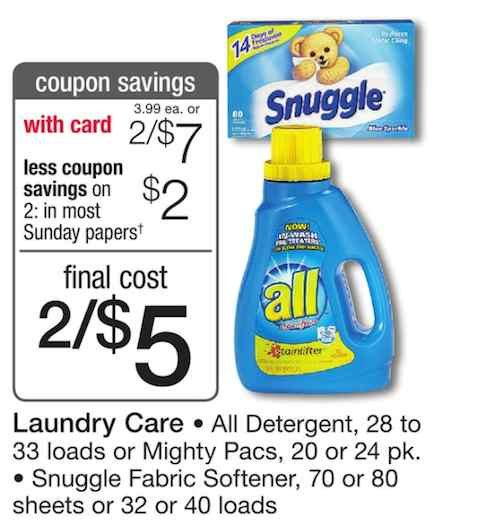photograph regarding Snuggle Coupons Printable referred to as $0.50 Off Any 1 Snuggle® merchandise Printable Coupon As well as