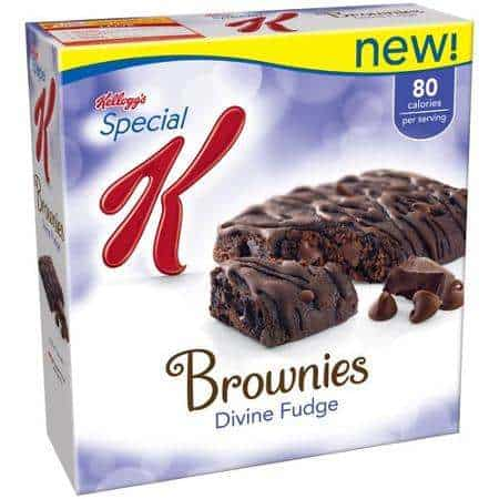 Special K Brownies Printable Coupon