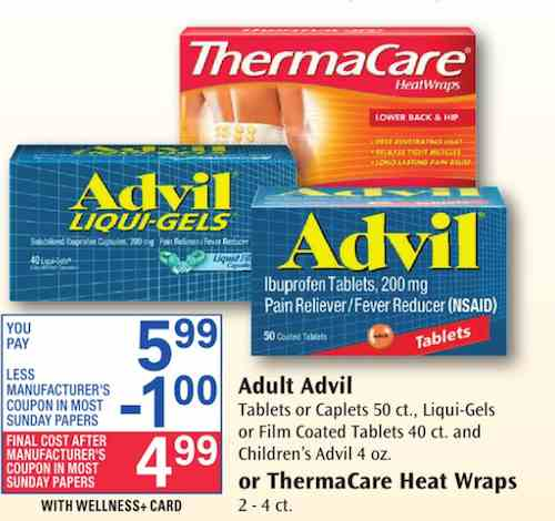 ThermaCare Rite Aid