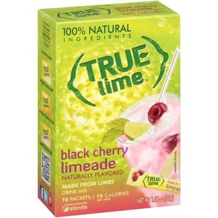 True Citrus Black cherry
