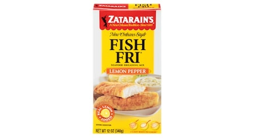 Zatarains Fish Fry Seasoning Printable Coupon