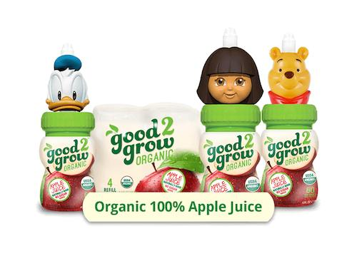 Good2Grow Bottles Printable Coupon