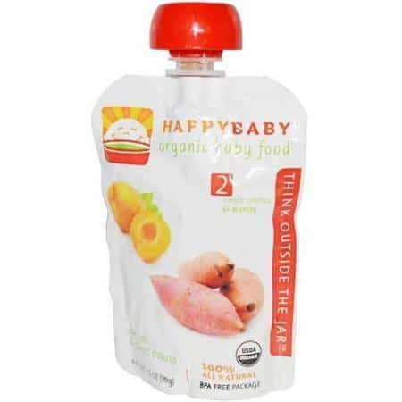 happy baby Printable Coupon