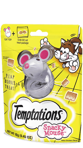 snacky mouse toy